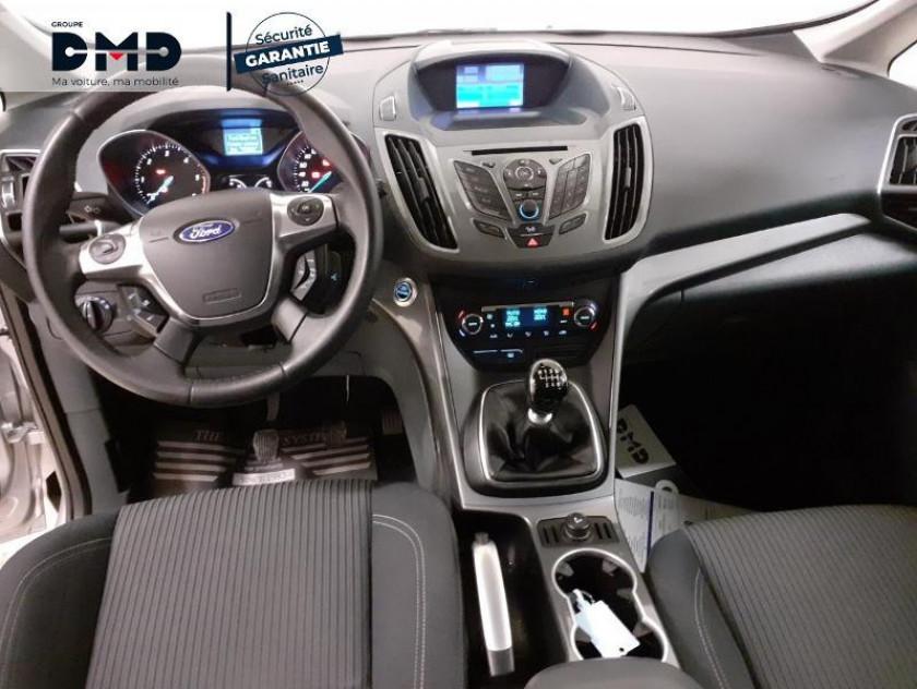 Ford C-max 1.6 Tdci 95ch Fap Titanium - Visuel #5