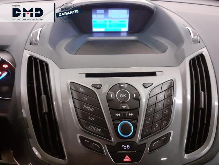 Ford C-max 1.6 Tdci 95ch Fap Titanium - Visuel #6