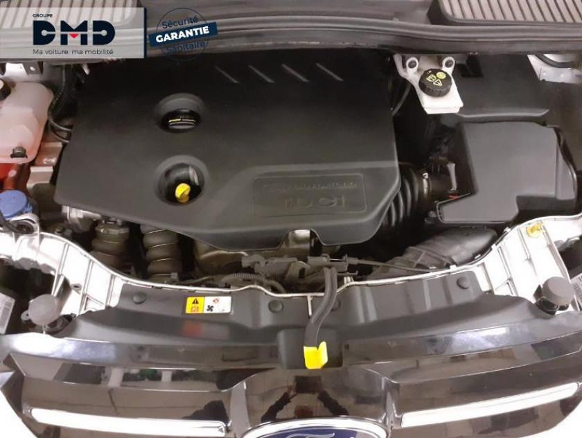 Ford C-max 1.6 Tdci 95ch Fap Titanium - Visuel #14