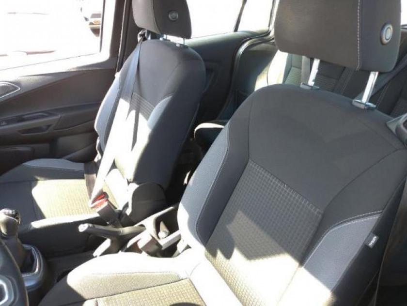 Ford B-max 1.6 Tdci 95ch Fap Edition - Visuel #8