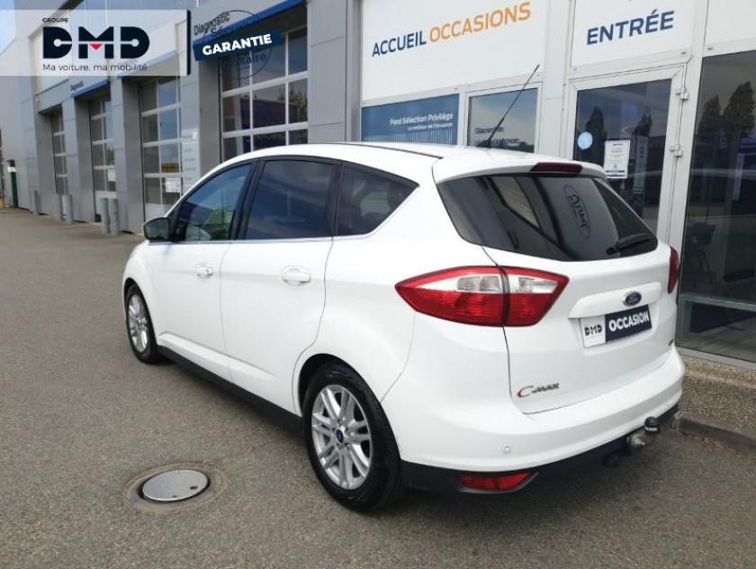 Ford C-max 1.0 Scti 125ch Ecoboost Stop&start Titanium - Visuel #3