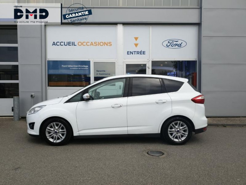 Ford C-max 1.0 Scti 125ch Ecoboost Stop&start Titanium - Visuel #2