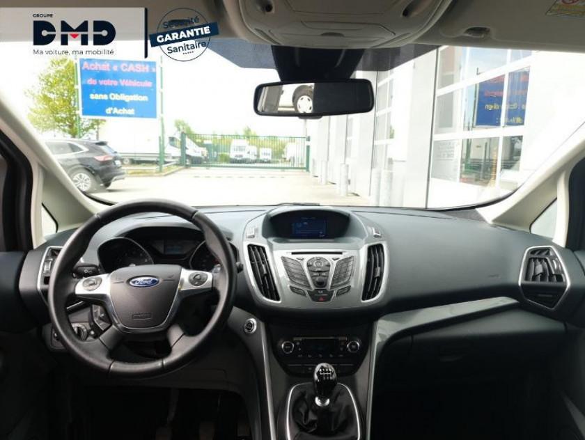 Ford C-max 1.0 Scti 125ch Ecoboost Stop&start Titanium - Visuel #5