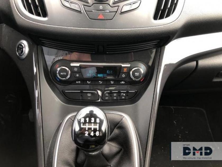 Ford Kuga 2.0 Tdci 150 S&s 4x2 Sport Platinium 5p - Visuel #8