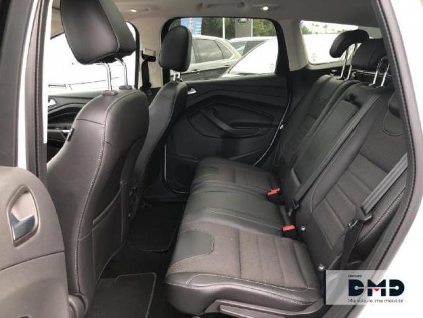 Ford Kuga 2.0 Tdci 150 S&s 4x2 Sport Platinium 5p - Visuel #10
