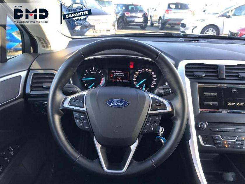 Ford Mondeo 2.0 Tdci 150ch Econetic Business Nav 5p - Visuel #7