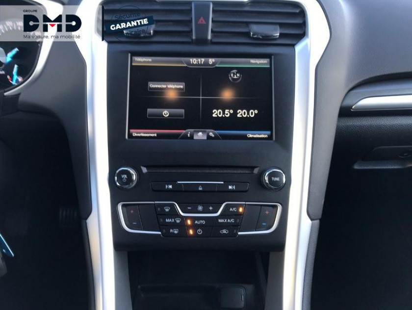Ford Mondeo 2.0 Tdci 150ch Econetic Business Nav 5p - Visuel #6