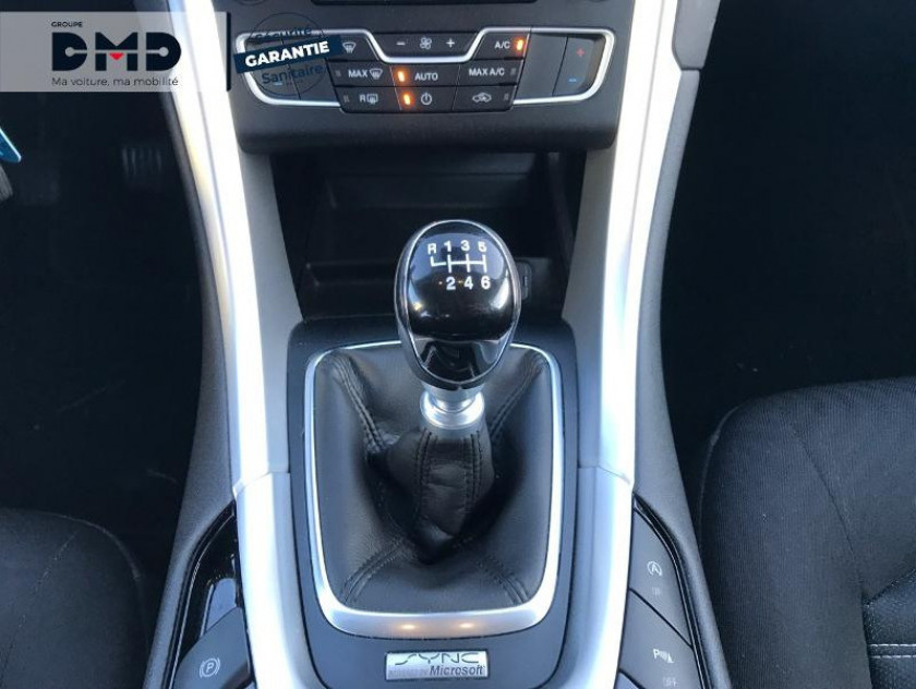 Ford Mondeo 2.0 Tdci 150ch Econetic Business Nav 5p - Visuel #8