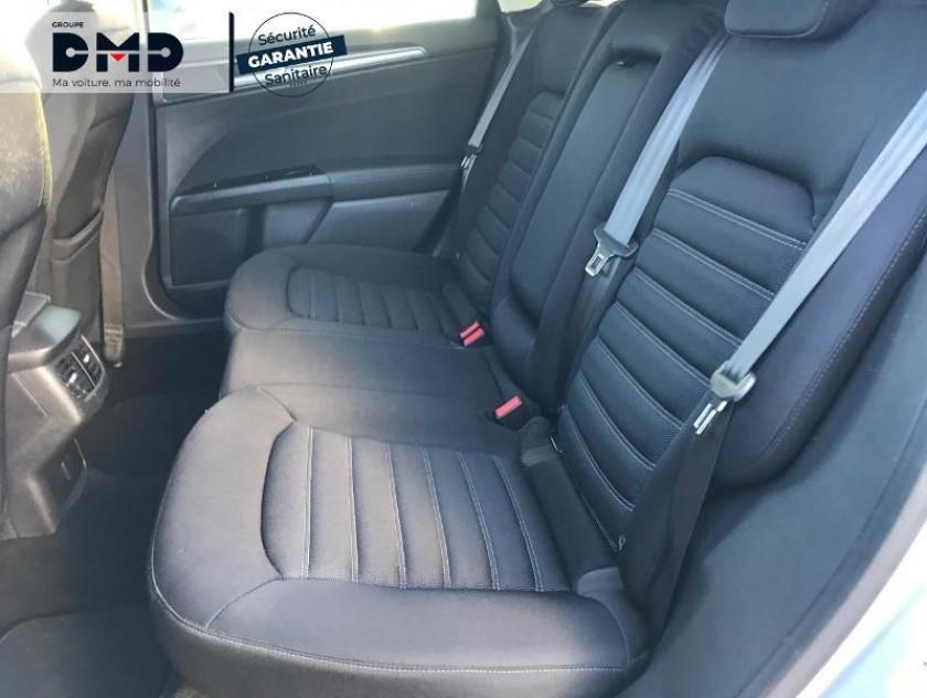 Ford Mondeo 2.0 Tdci 150ch Econetic Business Nav 5p - Visuel #10