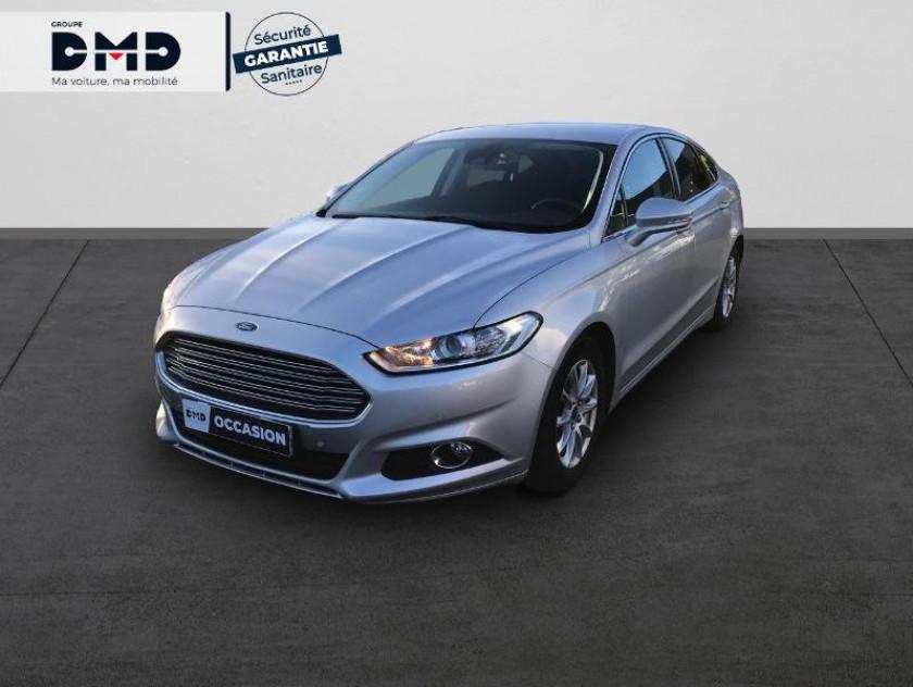 Ford Mondeo 2.0 Tdci 150ch Econetic Business Nav 5p - Visuel #1