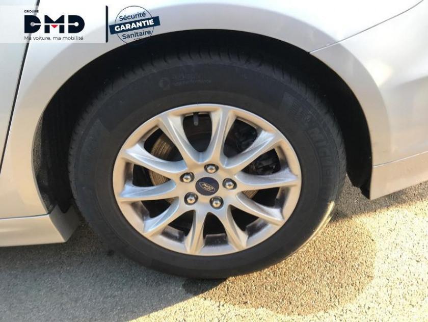 Ford Mondeo 2.0 Tdci 150ch Econetic Business Nav 5p - Visuel #13