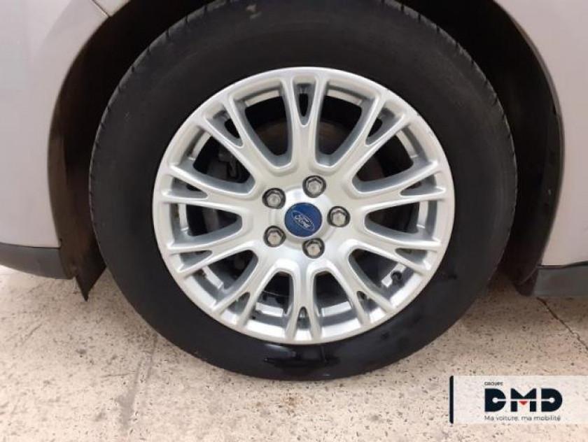 Ford C-max 1.6 Tdci 115ch Fap Titanium - Visuel #13